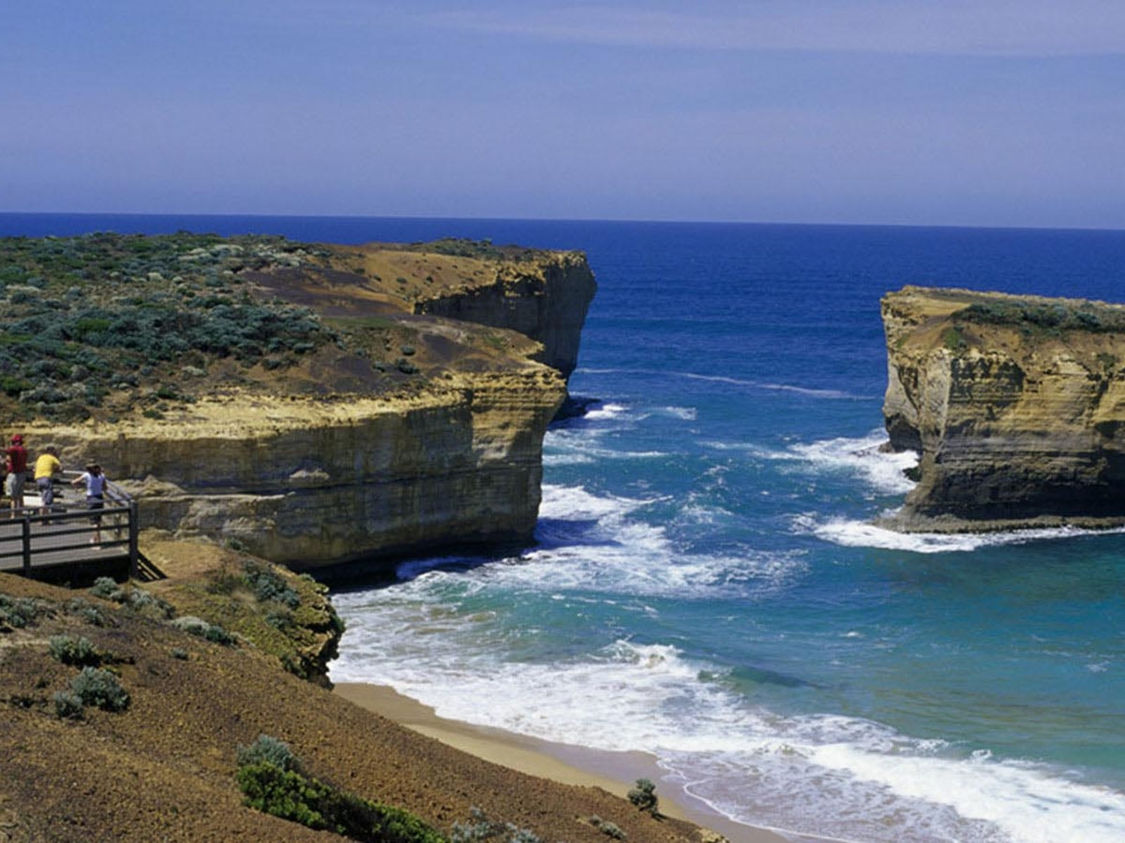 London Bridge, Great Ocean Road, Victoria, Australia