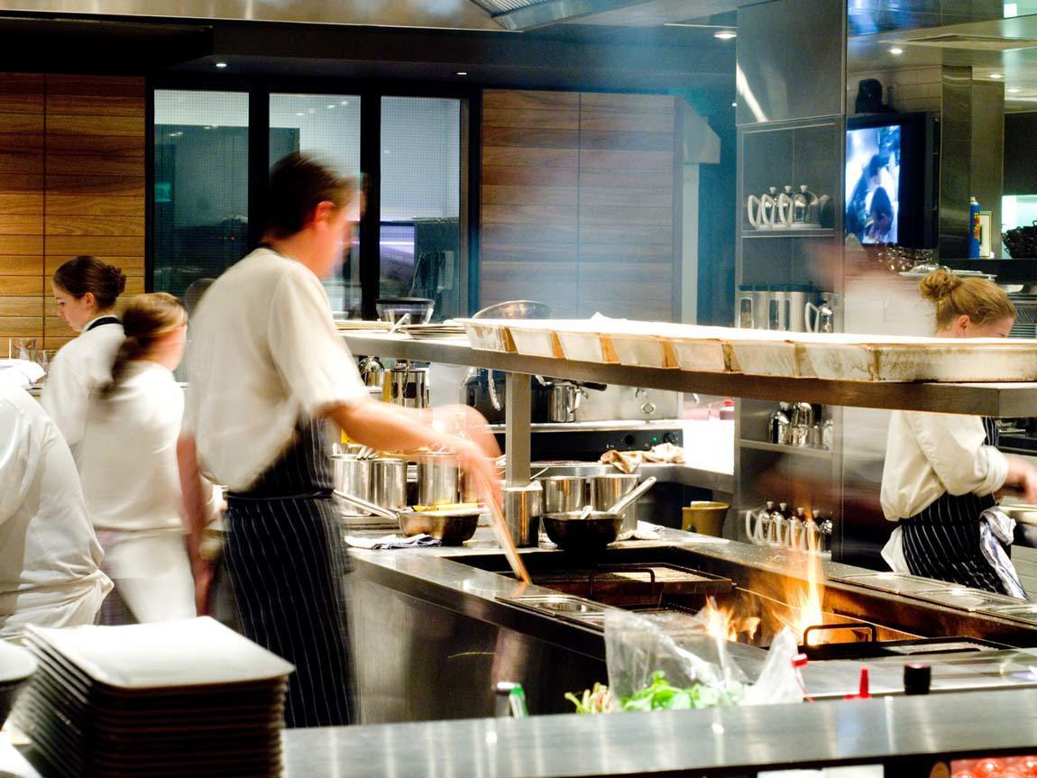 Rockpool Bar and Grill, Southbank, Melbourne, Victoria