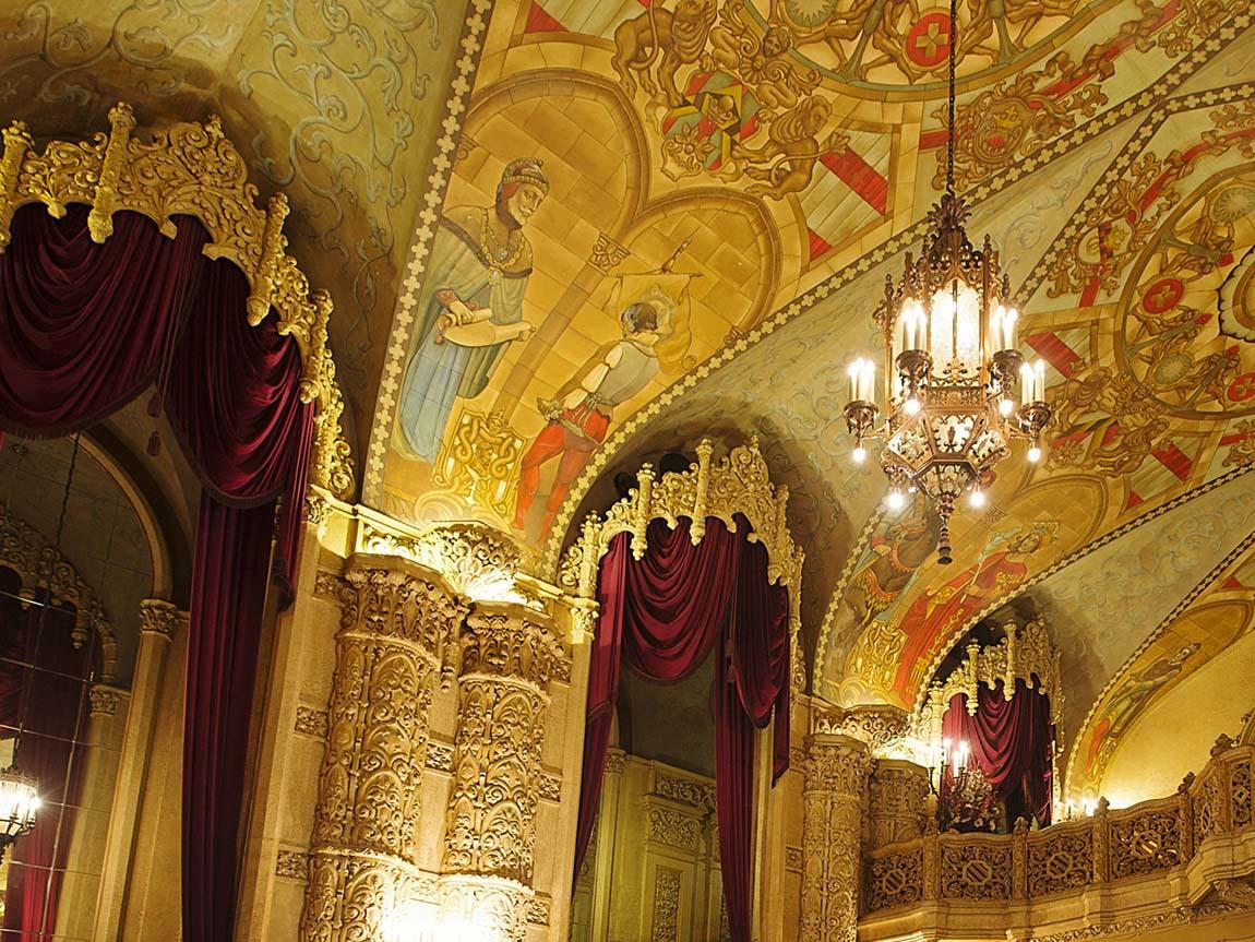 Regent Theatre, Melbourne, Victoria, Australia
