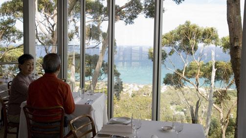CHRIS'S RESTAURANT餐厅,大洋路,维多利亚州,澳大利亚