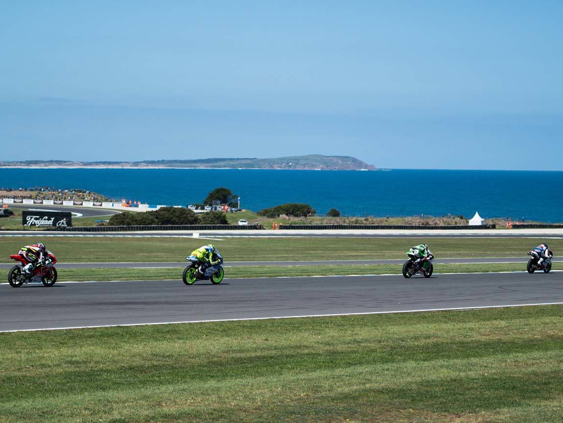 Australian Motorcycle Grand Prix, Phillip Island, Victoria, Australia